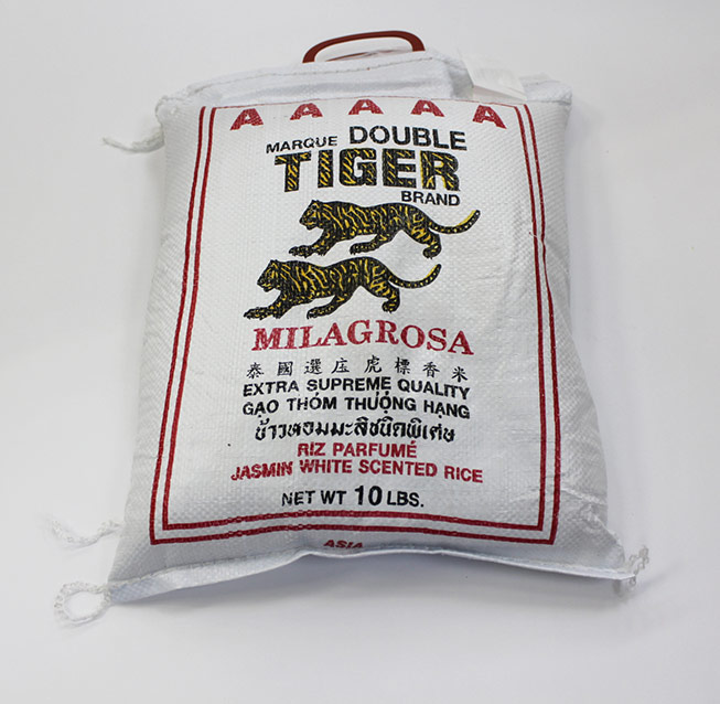Double Tiger Scented Rice 10 Lbs