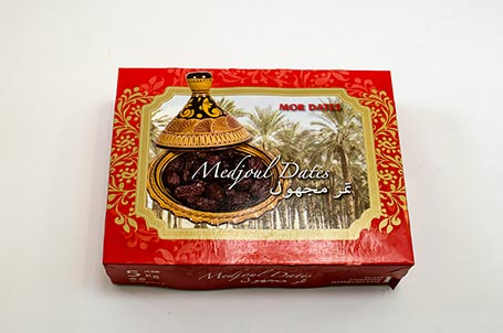 Large Medjoul Dates Royal 11 Lbs