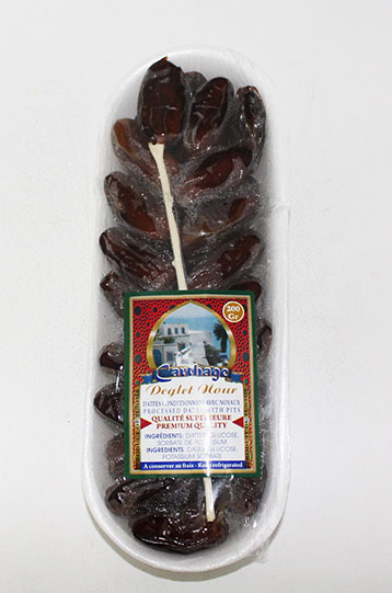 Carthage D.Nour Whole Dates 24/200 g