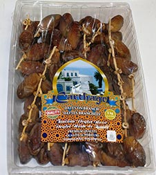 Carthage Whole Dates Branch Natur 6/1 Kg