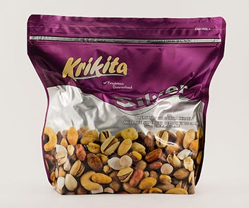 Krikita Silver Nuts Bag 10/350 g T