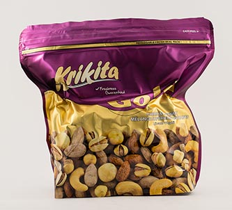 Krikita Gold Nuts Bag 10/350 g T